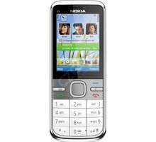 Nokia C5-00.2 (C5MP), White