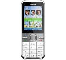 Nokia C5-00.2 (C5MP), White