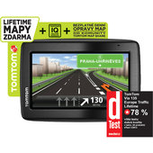 TOMTOM Via 135 Traffic Europe Lifetime