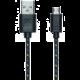 Connect IT Premium CI-231 microUSB - USB, 1m