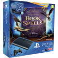 PlayStation 3 - 12GB + Book of Spells: Wonderbook + Move Starter Pack  + PlayStation3 - HDD Caddy Boxed (držák HDD) + Kouzelnická hůlka v ceně 190 Kč