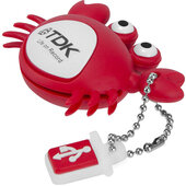 TDK Fun series flash drive 8GB, krab