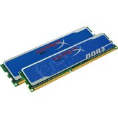 Kingston HyperX Blu 4GB (2x2GB) DDR3 1600 XMP