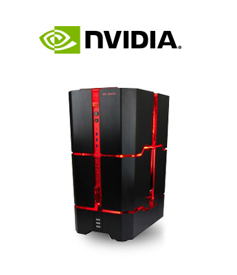 Powered by nVidia