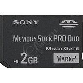 Sony Memory Stick Pro DUO MSMT2GN 2GB