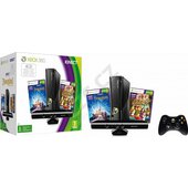 XBOX 360 4GB + Kinect bundle + Kinect Adventures + Disneyland